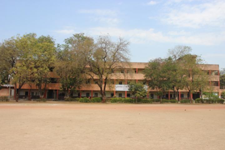 Dhanaji Nana Mahavidyalaya-Campus View
