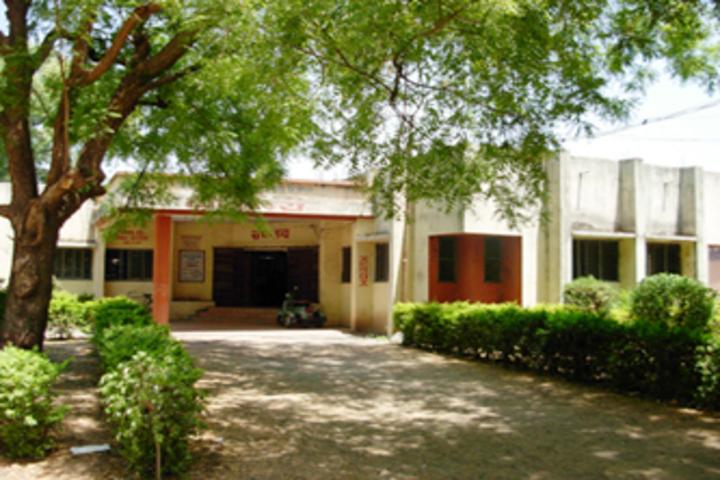 Dhanaji Nana Mahavidyalaya-Library
