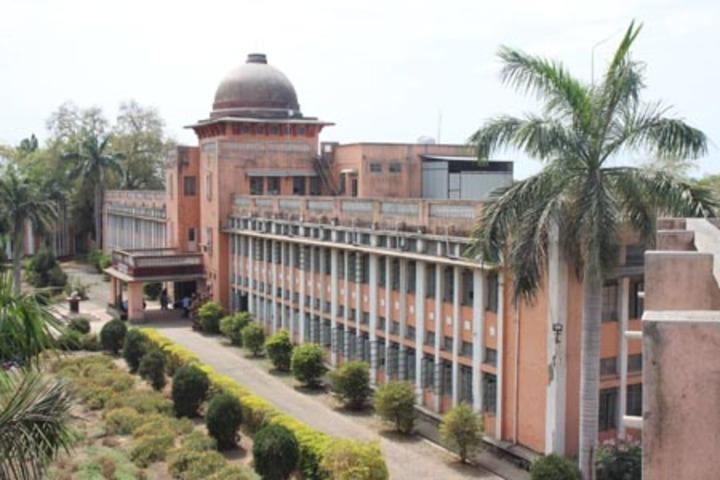 Dhanaji Nana Mahavidyalaya-Main Building
