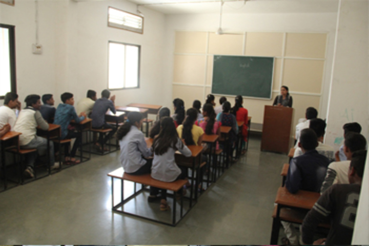 Karmveer College of Science and Commerce-Classroom