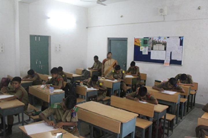 Sainik School-Classroom