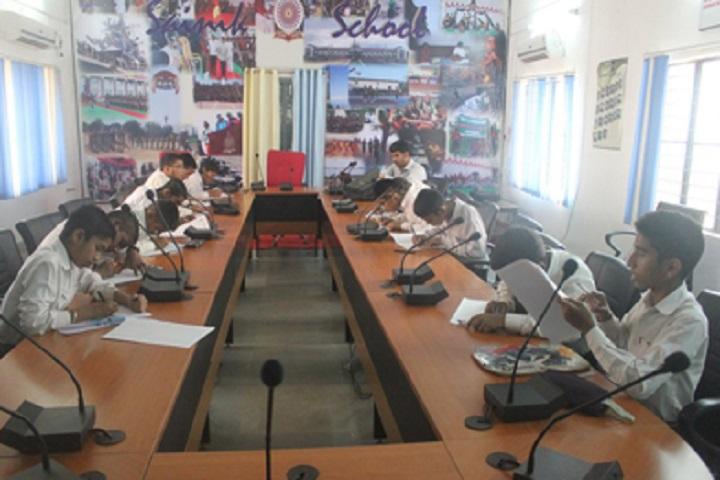 Sainik School-Conference room