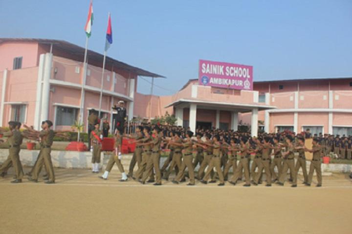Sainik School-Independence Day