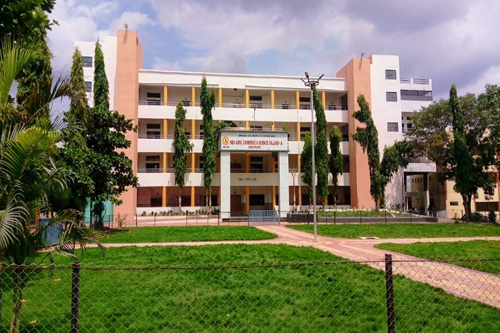 New Arts Commerce and Science College-Campus View