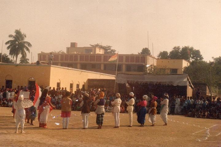 Gurap R K Institution-Republic Day Celebration