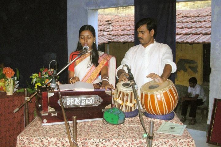 Gurap R K Institution-Singing