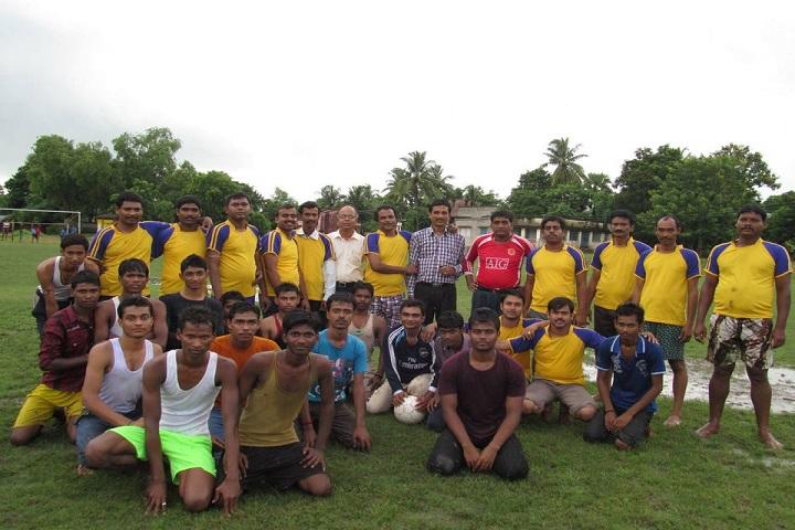 Gurap R K Institution-Sports Team