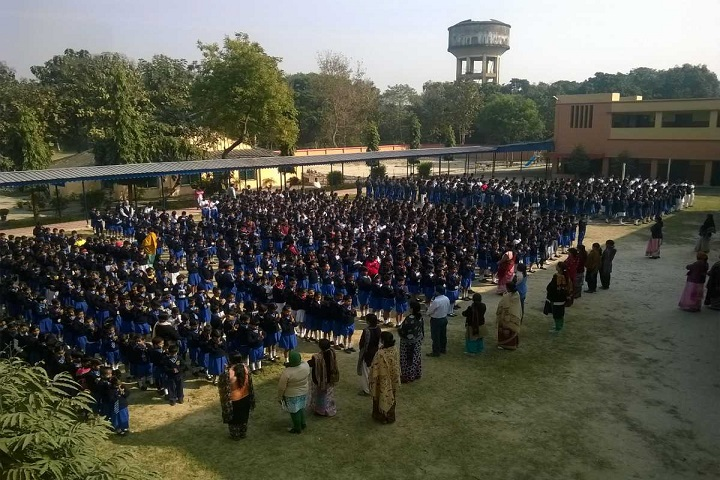 Hind Motor High School-Prayer