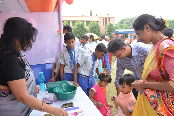 Hind Motor High School-Science Exhibition