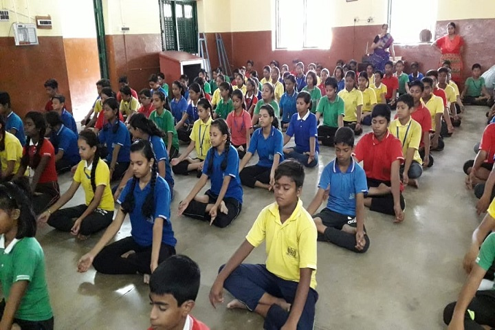 Hind Motor High School-Yoga
