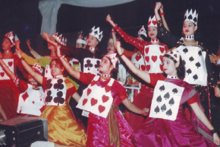 Hooghly Girls High School-Dance