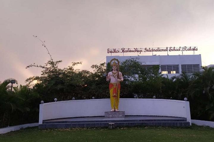 Preetisudhaji Junior College-Campus Front View