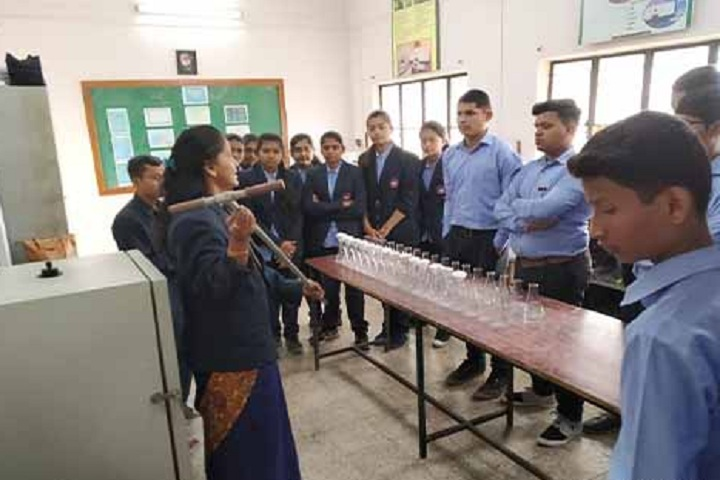 Preetisudhaji Junior College-Laboratory
