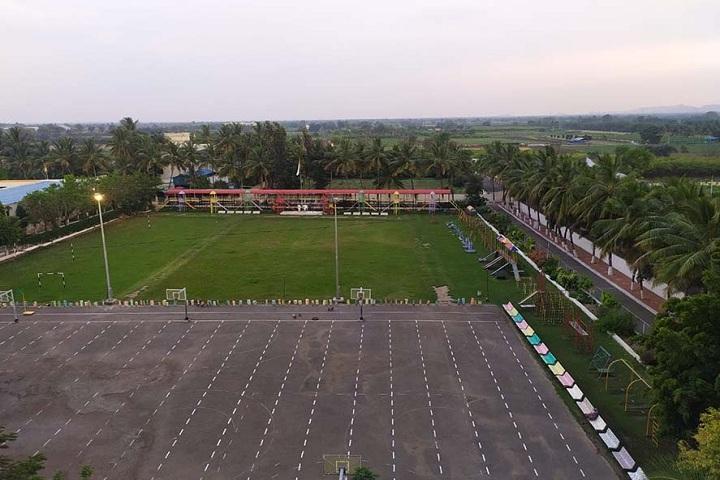 Preetisudhaji Junior College-Playground