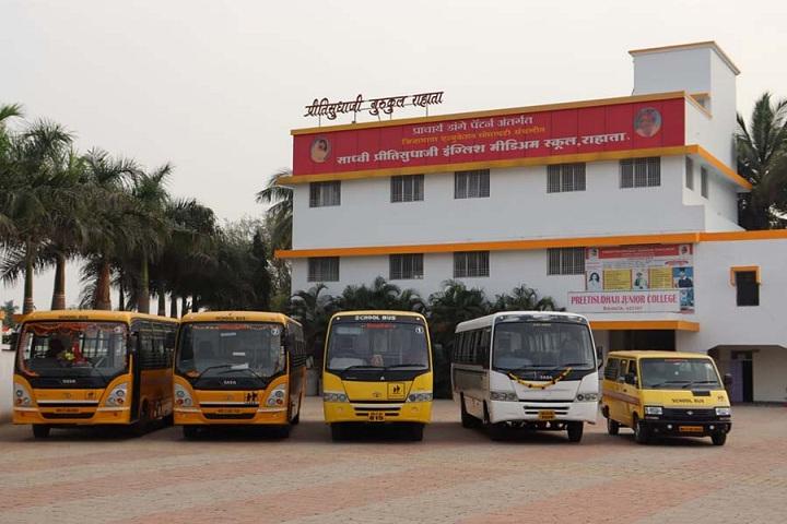 Preetisudhaji Junior College-Transport