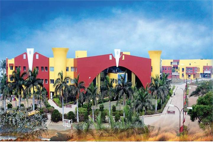 Sanskar City International School-School Building