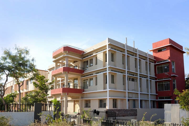New Arts, Commerce and Science College-Main Building