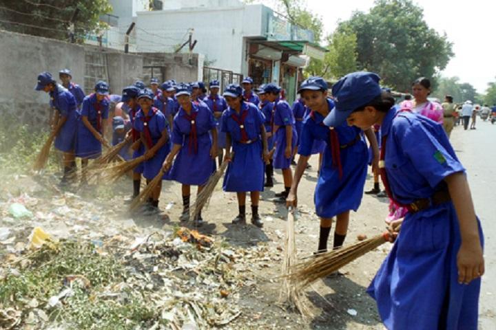 Pravara Kanya Vidya Mandir  and Junior College-NSS