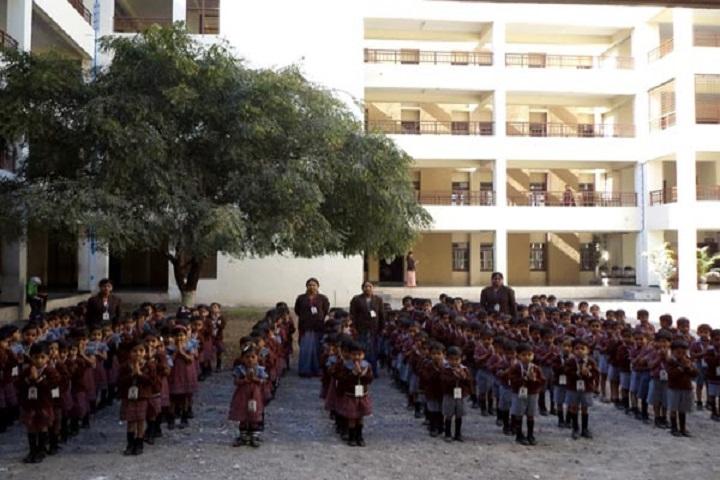 Pravara Kanya Vidya Mandir  and Junior College-Prayer