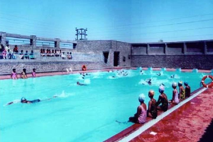 Pravara Kanya Vidya Mandir  and Junior College-Swimming Pool