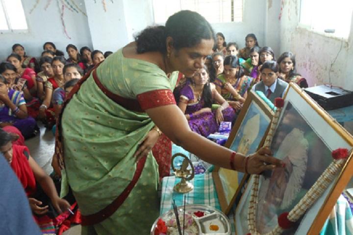 Pravara Kanya Vidya Mandir  and Junior College-Teachers Day Celebration