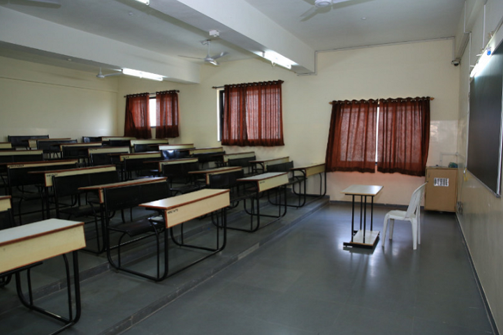 DHB Soni College-Classroom View