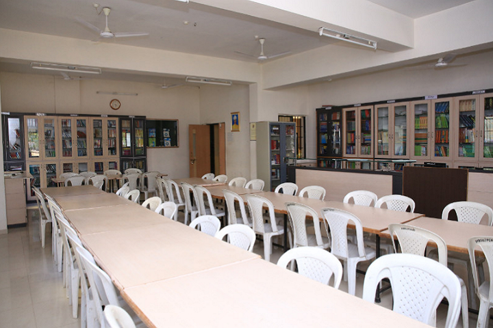 DHB Soni College-Library