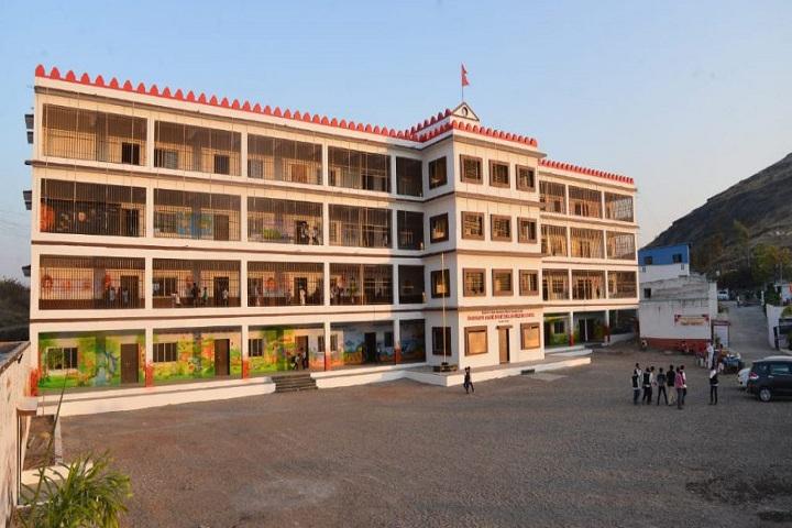 Dharmavir Anand Dighe English Medium School-Campus-View