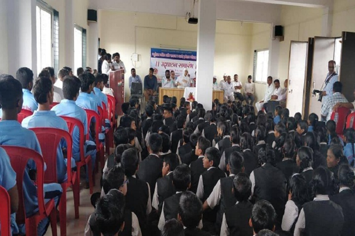 Dharmavir Anand Dighe English Medium School-Programme