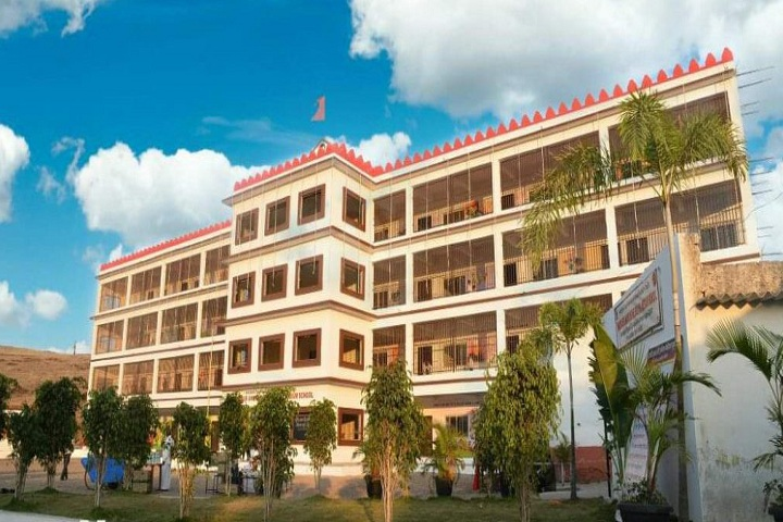 Dharmavir Anand Dighe English Medium School-School Building