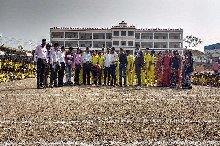 Dharmavir Anand Dighe English Medium School-Sports Day