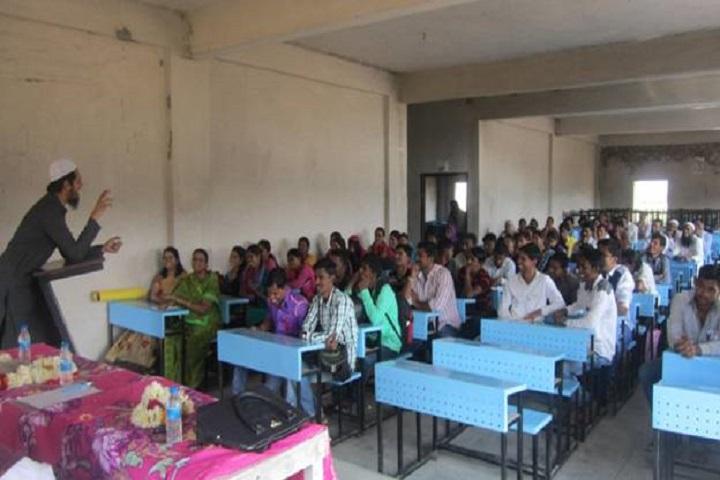 Kohinoor Arts Commerce and Science College-Classroom