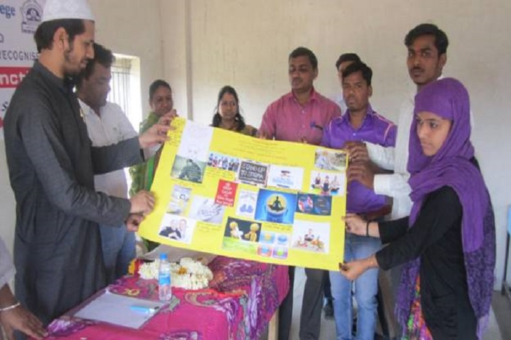 Kohinoor Arts Commerce and Science College-Poster Presentation