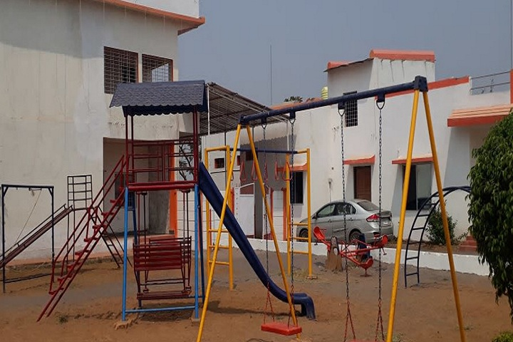 Sanskar The Gurukul-Childrens play area