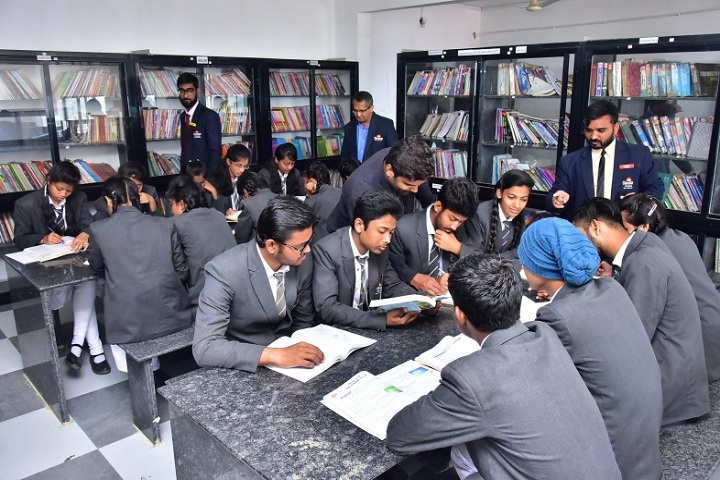 Sanskar The Gurukul-Library
