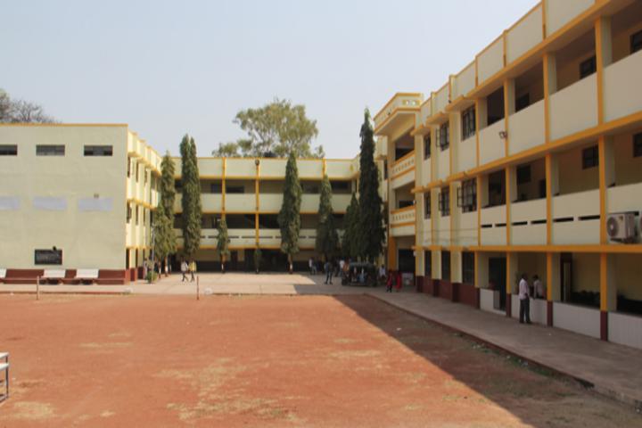 Kesharbai Sonajirao Kshirsagar Alias kaku College of Arts Science and Commerce-Play Ground