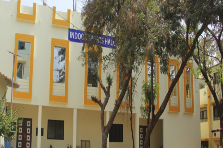Kesharbai Sonajirao Kshirsagar Alias kaku College of Arts Science and Commerce-College Building