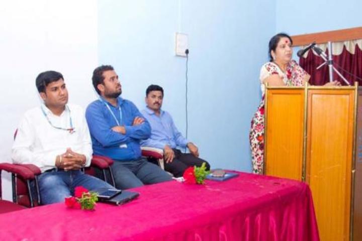 Kesharbai Sonajirao Kshirsagar Alias kaku College of Arts Science and Commerce-Speech