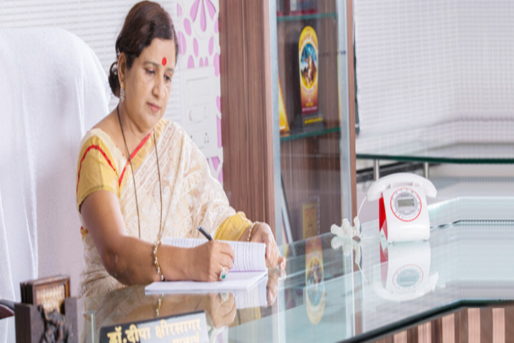 Kesharbai Sonajirao Kshirsagar Alias kaku College of Arts Science and Commerce-Office Room