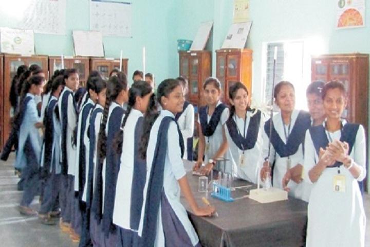 Shri Vyankatesh Arts and Commerce College-Botany Lab
