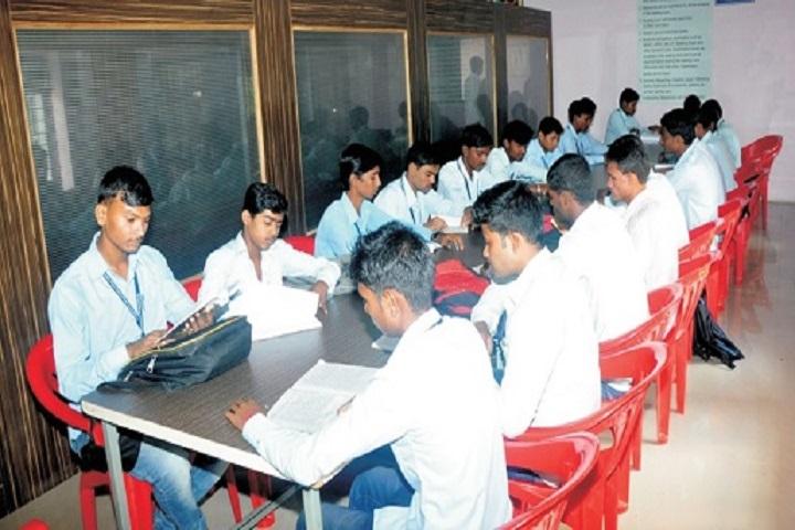 Shri Vyankatesh Arts and Commerce College-Boys Reading Room