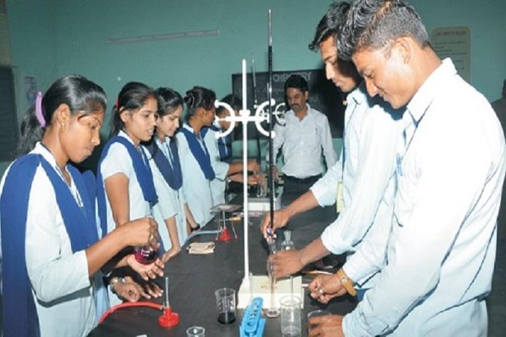 Shri Vyankatesh Arts and Commerce College-Chemistry Lab
