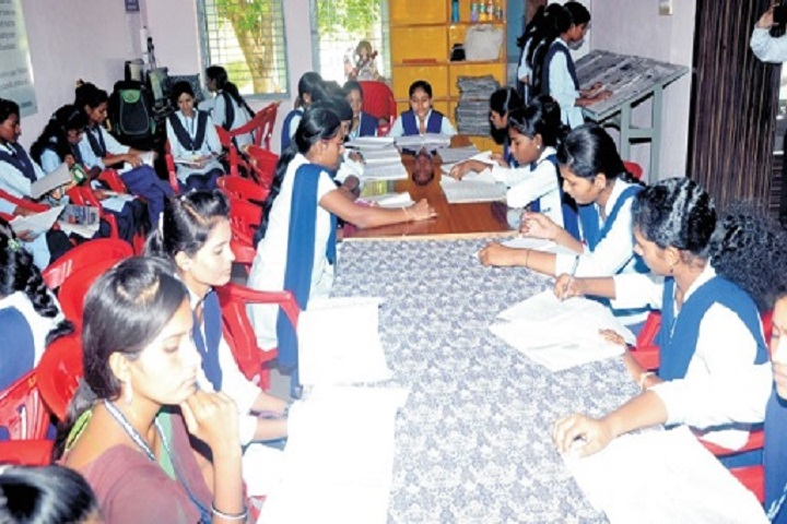 Shri Vyankatesh Arts and Commerce College-Girls Reading Room