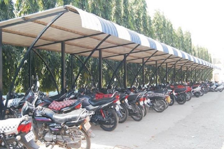 Shri Vyankatesh Arts and Commerce College-Parking Area