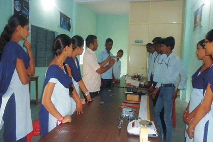 Shri Vyankatesh Arts and Commerce College-Physics Lab