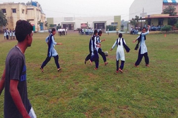 Shri Vyankatesh Arts and Commerce College-Play Ground