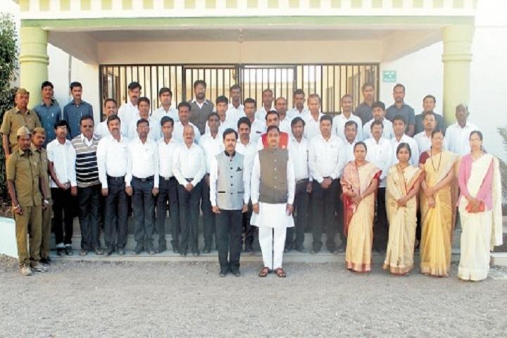 Shri Vyankatesh Arts and Commerce College-Staff Group Photo