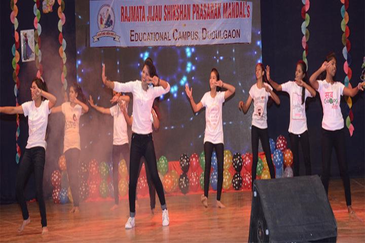 Dnyanbhakti Junior College-Dance