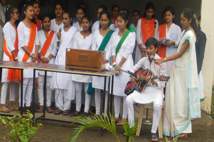 Dnyanbhakti Junior College-Republic Day