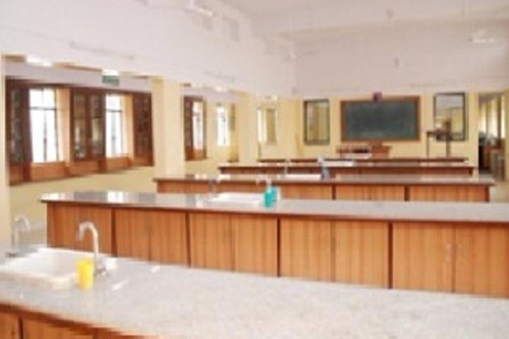 Shardabai Pawar Womens Junior College-Biology Laboratory